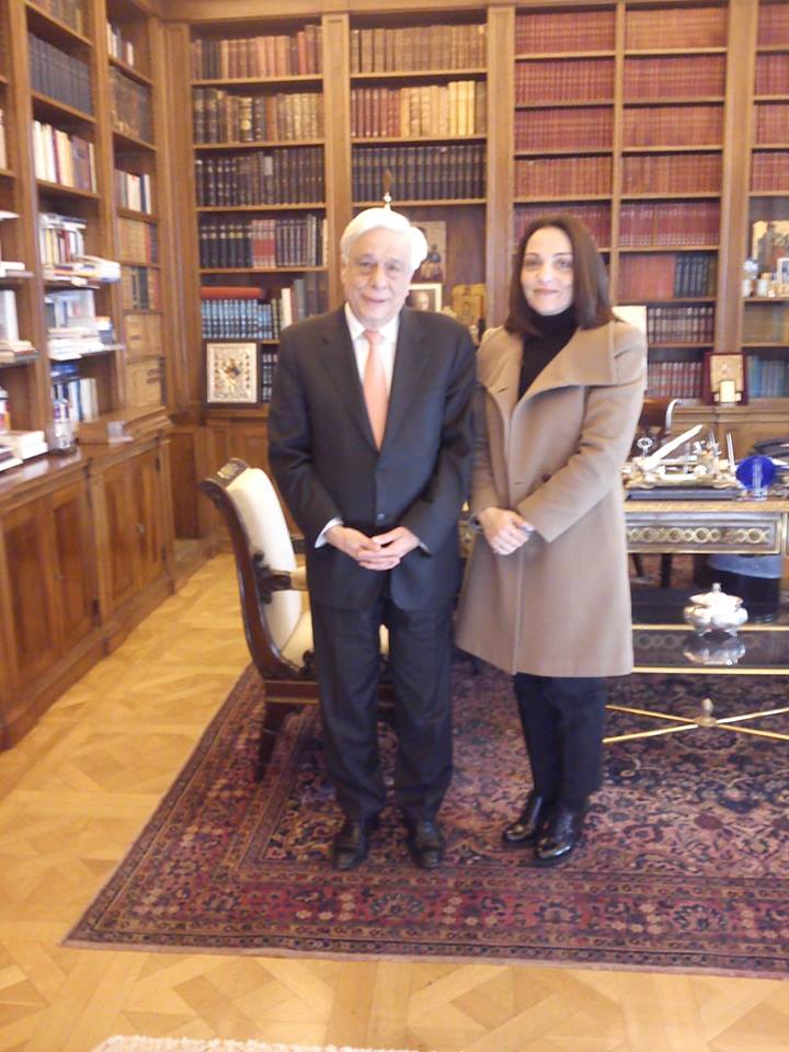President of the Hellenic Republic image